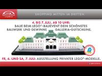 LEGO BAUEVENT & AUSTELLUNG privater LEGO-MODELLE