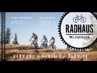 Radhaus Wolfgangsee - Verkauf, Verleih, Service