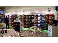 Crocs Shop Innsbruck innen