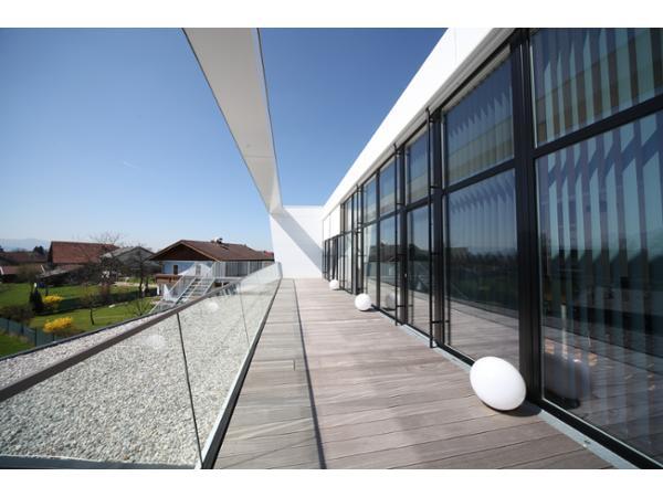 Ramsauer & Stürmer Balkon
