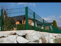 Gartenzaun - Doppelstabmattenzaun, Gitterzäune, Maschendrahtzaun