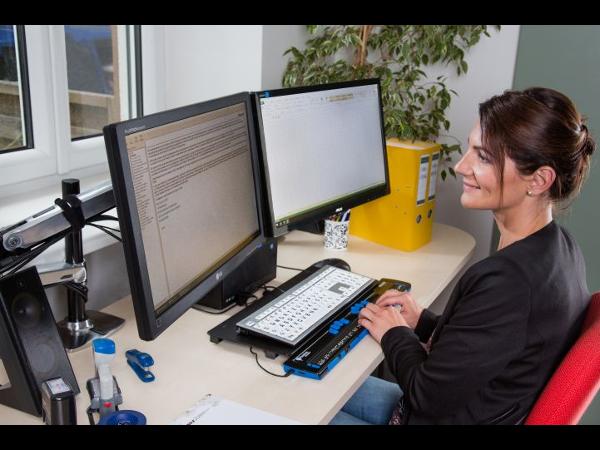 Vorschau - Arbeitsplatzausstattung von VIDEBIS