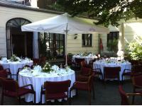 Innenhof - für Sektempfänge, Agapen, geschlossene Gesellschaften bis zu 40 Personen