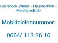 Steinböck Walter - Haustechnik - Meisterbetrieb
