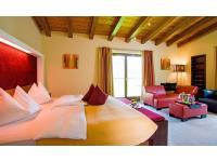 Komfortables Doppelzimmer im Alpinressort, Saalbach
