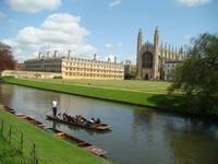 Sprachreisen in Cambridge
