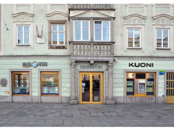 Kuoni Reisebüro GesmbH