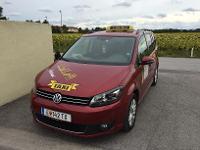 VW Touran 7-Sitzer Automatik