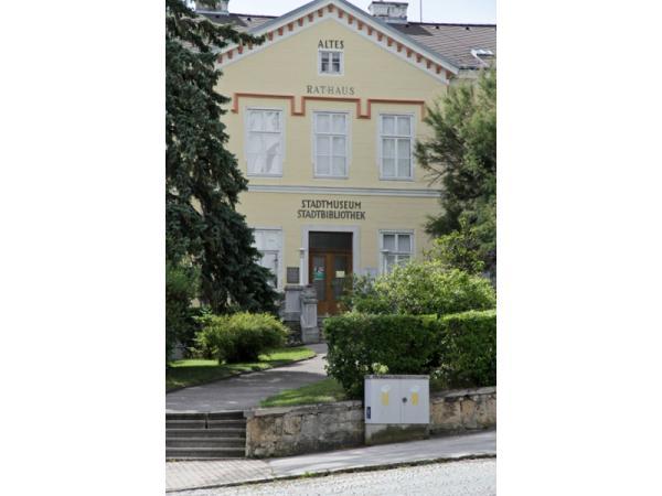 Vorschau - Foto 1 von Museum d Stadt Bad Vöslau
