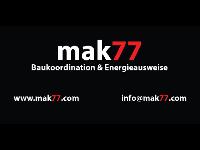 mak77 - Baukoordination & Energieausweise