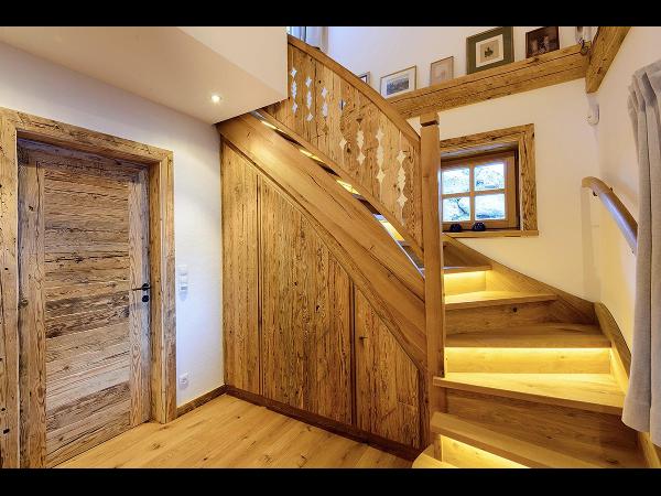 Stiegen/Treppen