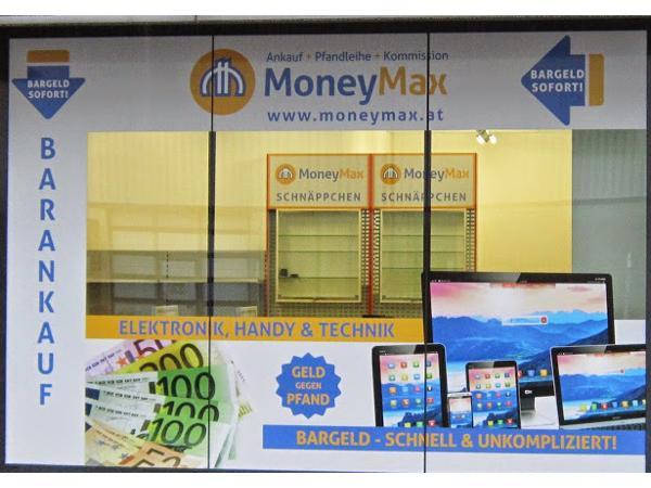 Vorschau - MoneyMax Barankauf in Innsbruck/Neu-Rum