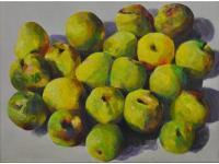 """Wolfgang Wiedner, """"20 Äpfel"""""""