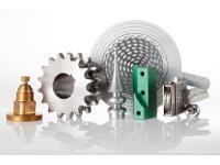 CNC Dreh- und Frästeile, Kegelfilter