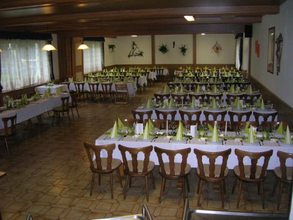 Vorschau - Speisesaal