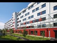Donaubase Studentenheim Wien
