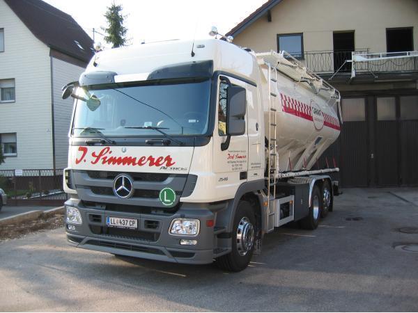 Vorschau - Foto 9 von Simmerer Josef Transportunternehmen GesmbH