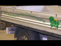 Gartenträume Pritschenwagen