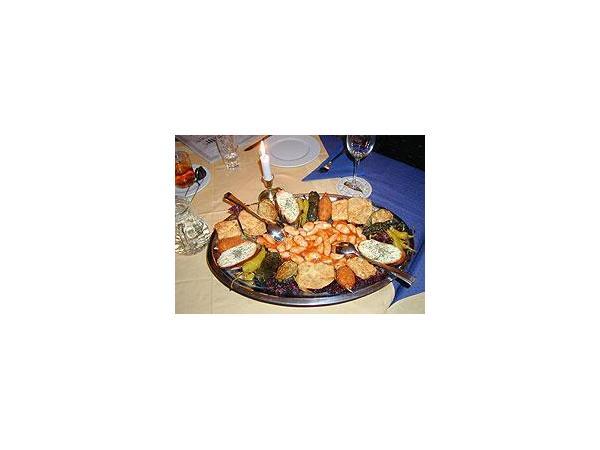 Vorschau - Kulinarische Köstlichkeiten im Restaurant Akropolis Baden