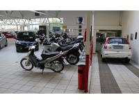 Honda Roller und 125er