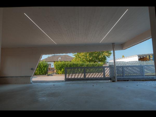 Carport Massivholz