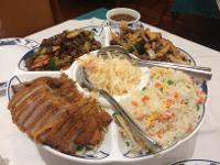 Reistafel für 2 Personen