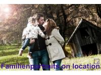 Familienbilder on location