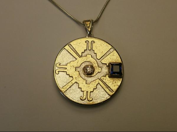 Hunab ku -Symbol