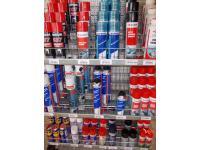 Sprays und Schmiermittel