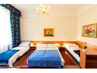 Vierbettzimmer Hotel-Pension Bleckmann