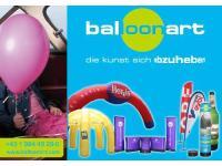 Balloonart Vienna - Der Partner für Ihren Werbeauftritt