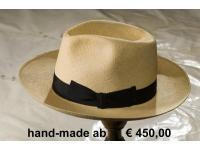 maßgefertigter Herrenhut - dieses Modell ab €450,00