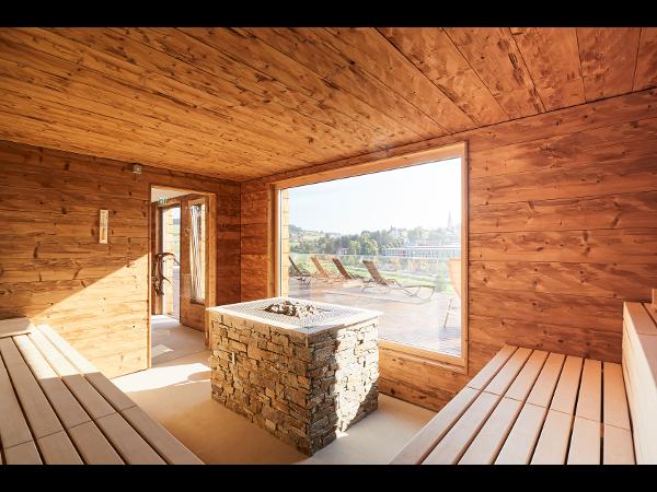 Vortuna Gesundheitsresort Bad Leonfelden Sauna