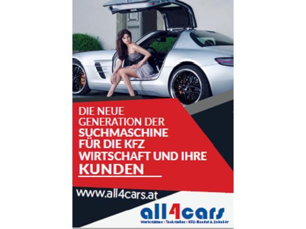 Die Suchmaschne für die KFZ-Wirtschaft in Österreich