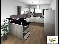 Küche - Rendering