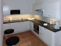 Kochbereich in unseren Appartements
