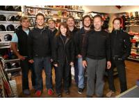 """Das Team von Sport-Stubai ist stets bemüht für """"Sie das Richtige zu finden"""""""