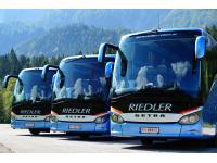 Riedler-Reisen Busflotte