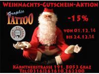 """Weihnachts Gutschein Aktion!!! ab 1.Dezember! """" Gutschein kaufen- Freude bereiten""""! (übrigens-wir haben am 24.Dezember für """"Spätentschlossene"""" von 11 Uhr bis 14 Uhr geöffnet!!!) Liebe Grüße vom Team G"""
