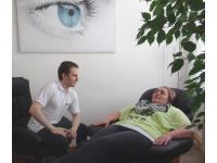 Die Kernarbeit der Sitzungen - die Hypnose