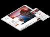 Thumbnail - Drucksorten Gestaltung für Quehenberger Metall