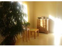 Eingangsbereich zum Praxisraum