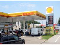 Shell-Tankstelle - Grosch Walter GesmbH