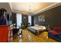 Hotel Urania Salon Noir