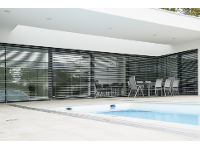 Raffstoren der Firma Fenster & Sonnenschutz in Salzburg