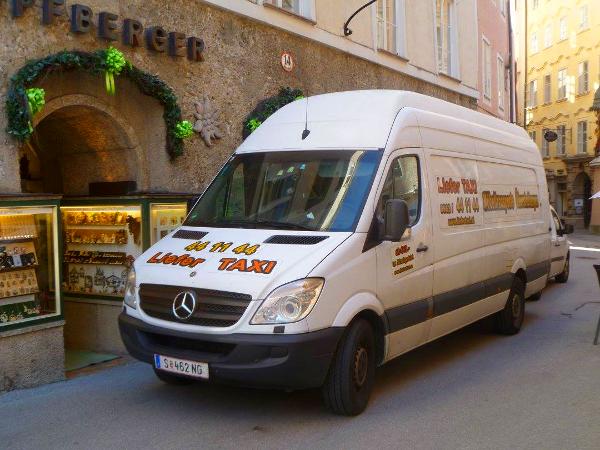 LieferTAXI - Ihr Partner in Transportfragen!