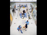 Tack GmbH - Vorbereitungsraum
