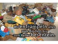 100% Gratis Entrümpelung Wien, 100% Gratis Räumung Wien