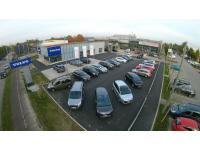 Volvo & Citroen Schauraum
