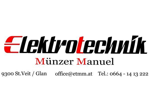 Elektrotechnik Münzer Manuel